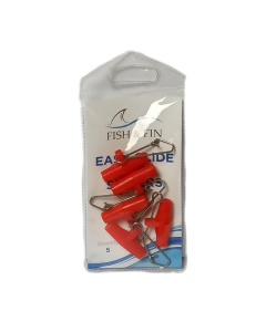 Fish & Fin Easy Glide Zip Sliders