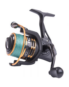 Leeda Icon 40 Spin Reel with 20lb Braid