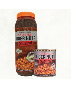 Dynamite Baits Frenzied Chilli Tiger Nuts Feeder Jar 2.5L