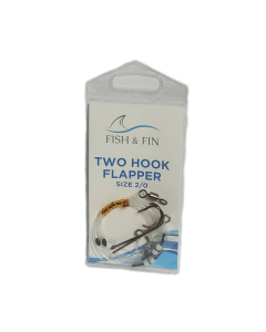 Fish & Fin Two Hook Flapper Rigs
