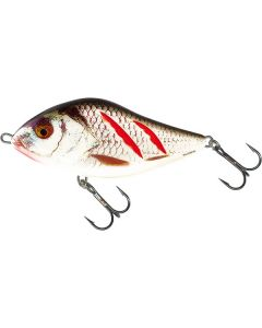 Salmo Slider Sinking Wounded Real Grey Shiner 7cm 21g Diving Depth 1.0-0.5m