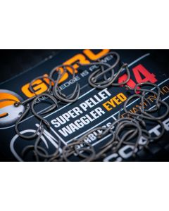 Guru Super Pellet Waggler Eyed Barbless Hooks