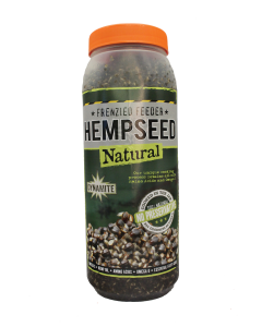 Dynamite Frenzied Hempseed Feeder Jar 2.5L