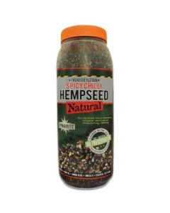 Dynamite Frenzied Spicy Chilli Hempseed Jar 2.5L