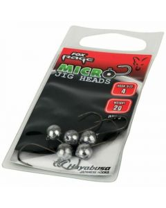 Fox Rage Micro Jig Heads