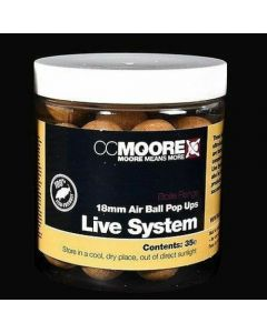 CC Moore Live System Air Ball Pop Ups 18mm