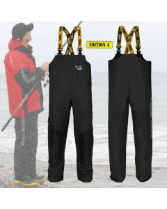 Team Vass 175 Winter Lined Bib & Brace 'Edition 4'