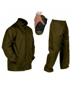 Vass-Tex 'Light' Packaway Jacket and Trouser Set